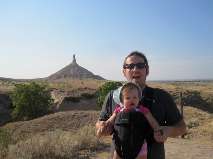 Two of the highlights from 2012 (three if you count Chimney Rock)