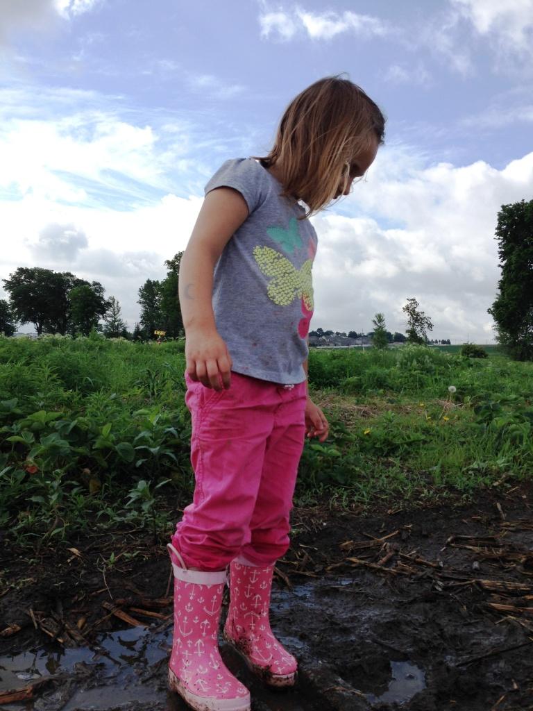 Future Farmer of Mud
